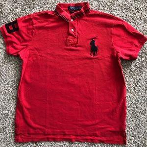 Other - Polo Ralph Lauren shirt custom fit XL
